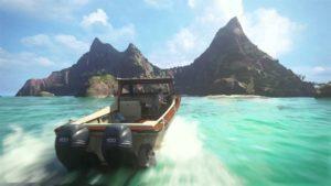 Uncharted 4 er både fantastisk flot og et gennemført spil.