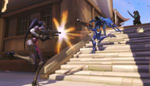 In game 2 overwatch
