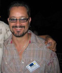 Chris Metzen ved BlizzCon i 2009. Foto: Wikimedia Commons, James Thomas