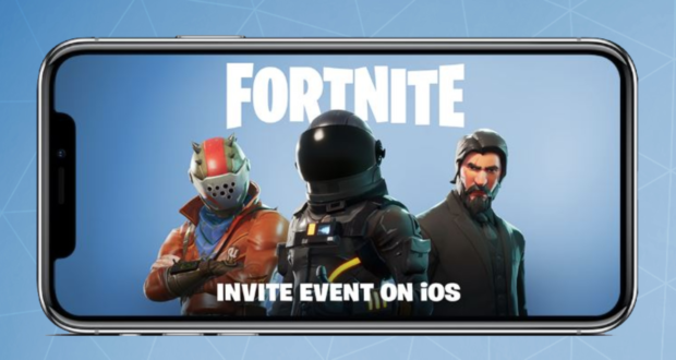 Fortnite, iOS, Android