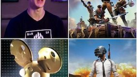 Ninja, PUBG, Fortnite, Battle Royale, deadmau5